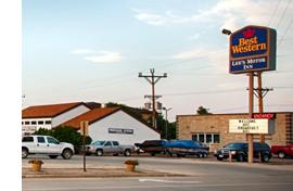 Chamberlain Sd Motels Hotels Lodging